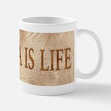 Yeshua is Life (seal) Mug
