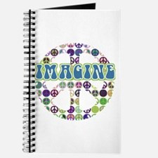 Imagine World Peace Journal