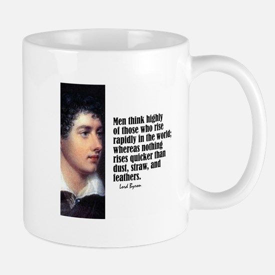 "Byron ""Think Highly"" Mug"