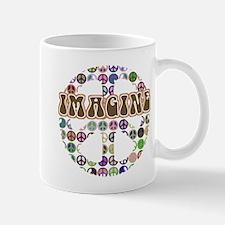 Imagine Peace On Earth Mug