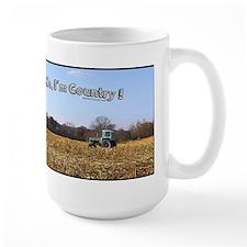 Hug Me, I'm Country Mug