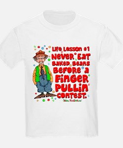 Never Eat Beans T-Shirt