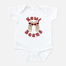 Kewl Beans Infant Bodysuit