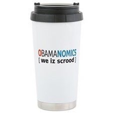 Anti - Obama Travel Mug