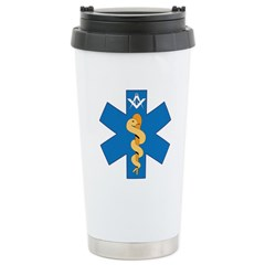 Masonic Emergency Services Travel Mug