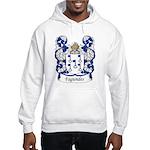 Fagundes Family Crest Hooded Sweatshirt