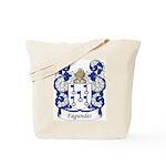 Fagundes Family Crest Tote Bag
