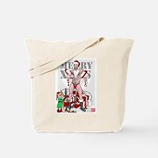 merry xmas daddy Tote Bag