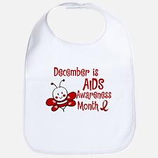 AIDS Awareness Month 4.3 Bib