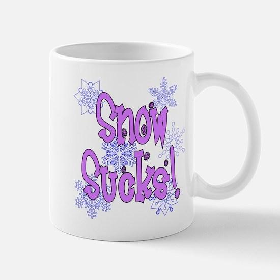 Snow Sucks! /lav Mug