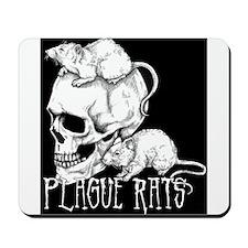 Plague Rats Mousepad