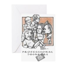 Philosophers Greeting Cards (Pk of 10)