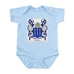 Falcao Family Crest Infant Creeper