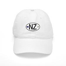 New Zealand Euro Oval Cap
