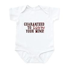 Blow your mind Infant Bodysuit