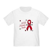 AIDS Awareness Month 1.1 T