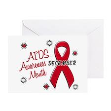 AIDS Awareness Month 1.1 Greeting Card