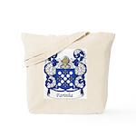 Farinha Family Crest Tote Bag
