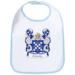 Farinha Family Crest Bib
