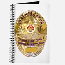 L.A. D.A. Investigator Journal