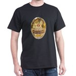 L.A. D.A. Investigator Dark T-Shirt