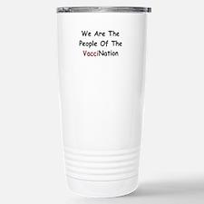 People Of VacciNation Thermos Mug