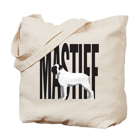 Big MASTIFF Tote Bag