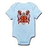 Feijo Family Crest Infant Creeper