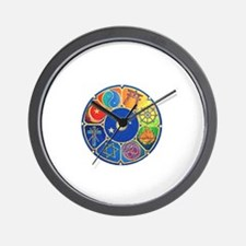 world religion Wall Clock