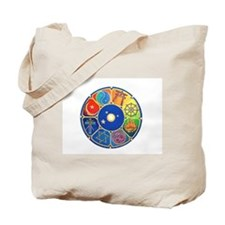 world religion Tote Bag