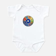 world religion Infant Bodysuit