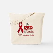 AIDS Awareness Month 1.2 Tote Bag