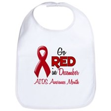 AIDS Awareness Month 1.2 Bib