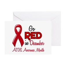 AIDS Awareness Month 1.2 Greeting Card
