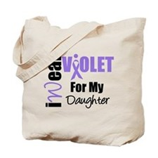 Hodgkin's Disease Daughter Tote Bag