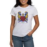 Feio Family Crest Women's T-Shirt