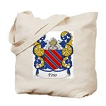 Feio Family Crest Tote Bag