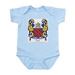 Feio Family Crest Infant Creeper