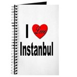 I Love Instanbul Turkey Journal