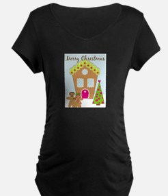 Funny Gingerbread house T-Shirt