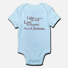 Light & Love Infant Bodysuit