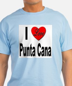 I Love Punta Cana T-Shirt