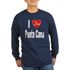 I Love Punta Cana (Front) T