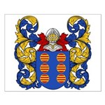 Ferraz Family Crest Small Poster