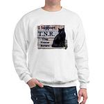 I Support TNR Sweatshirt