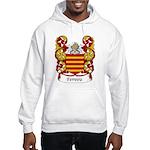Ferreira Family Crest Hooded Sweatshirt