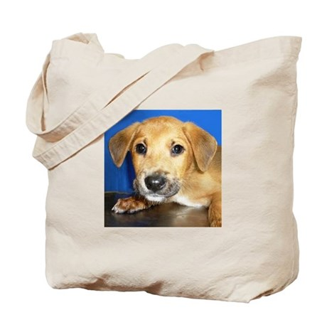 Rescue Dog - Tote Bag