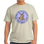 My Best Friend is a Shelter D Light T-Shirt
