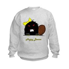 Angry Beaver Sweatshirt