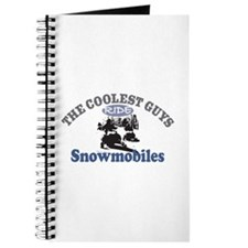 Coolest Guys Snowmobile Journal